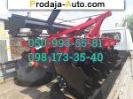 Трактор МТЗ Дисковая борона БДН-2.1 /БДН-2