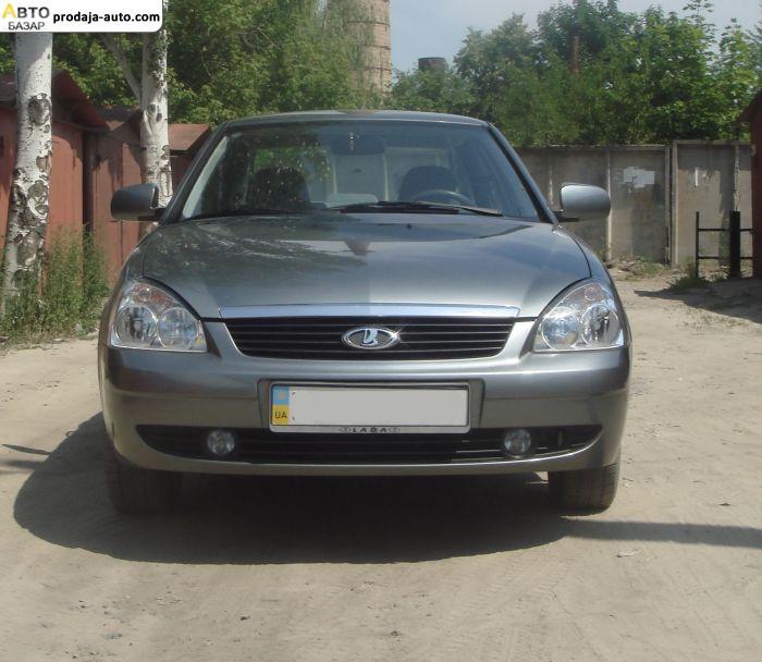 автобазар украины - Продажа 2010 г.в.  ВАЗ 2170 Priora кондиционер