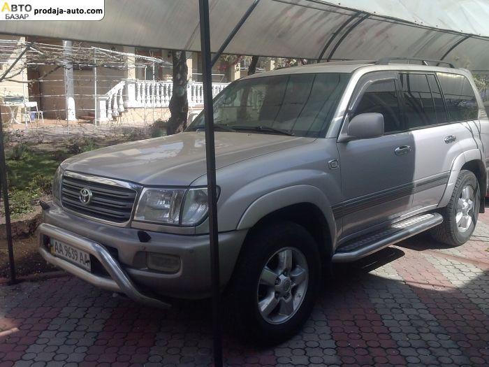 автобазар украины - Продажа 2002 г.в.  Toyota Land Cruiser