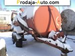Трактор Бочка МЖТ-16.