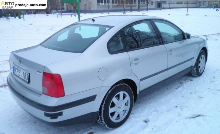 автобазар украины - Продажа 1999 г.в.  Volkswagen Passat b5 1.9 tdi
