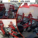 Трактор МТЗ Новая модернизированная сеялка