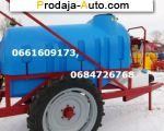 Трактор МТЗ Новый Опрыскиватель 2000л-2500