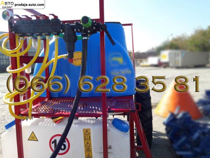 автобазар украины - Продажа 2019 г.в.  Трактор МТЗ Прицепной опрыскиватель, линей