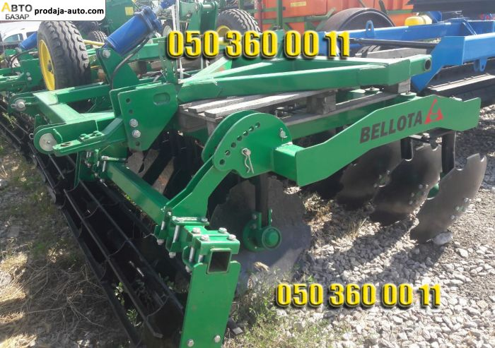 автобазар украины - Продажа  Трактор ЮМЗ 3200 борона Харвест