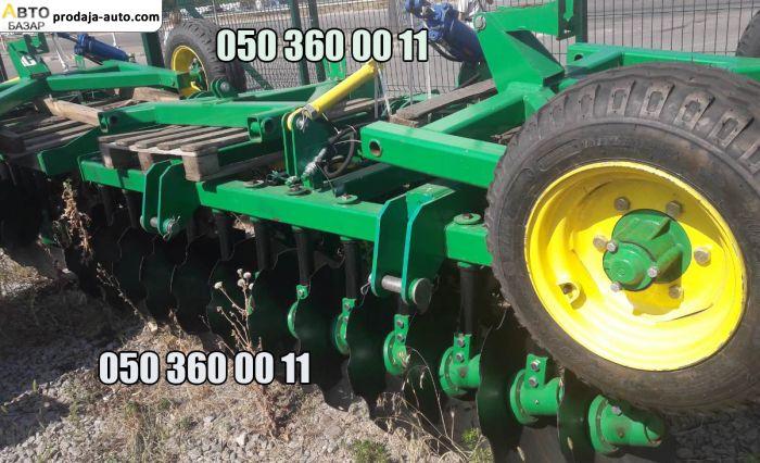 автобазар украины - Продажа 2019 г.в.  Трактор МТЗ Борона Харвест 3200, прицепная