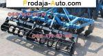 Трактор МТЗ Дисковая борона бдф 1,8м-2.1м