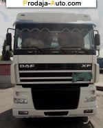 автобазар украины - Продажа 2006 г.в.  DAF XF TE95XF430