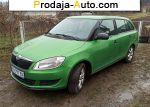 автобазар украины - Продажа 2011 г.в.  Skoda Fabia 1.6 TDI MT (75 л.с.)