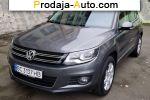 автобазар украины - Продажа 2014 г.в.  Volkswagen Tiguan 2.0 TDI 4Motion AT (140 л.с.)