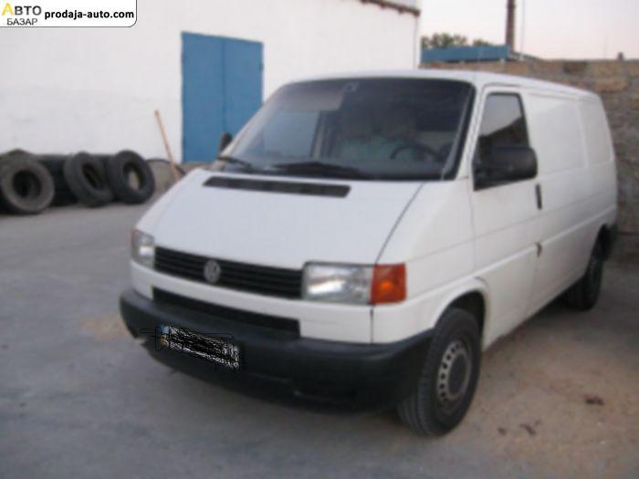 автобазар украины - Продажа 2000 г.в.  Volkswagen Transporter 4