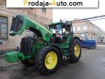Трактор Трактор колесный JOHN DEERE 8520