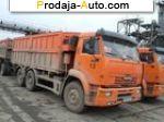 Вантажівка зерновоз КАМАЗ 45144 + причіп