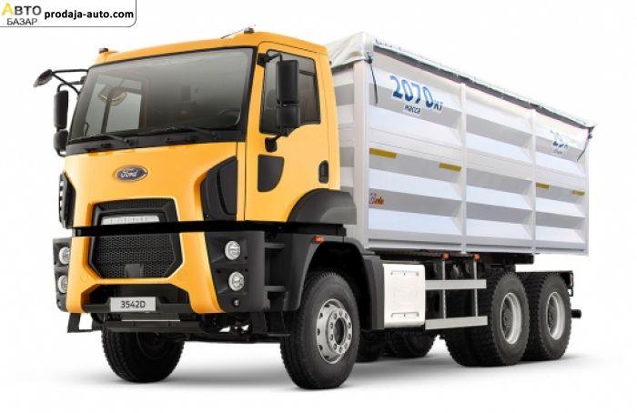 автобазар украины - Продажа 2015 г.в.  Ford   Cargo 3542D AGRO (E-5)