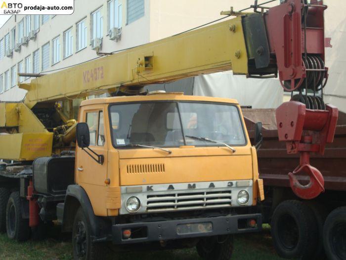 автобазар украины - Продажа 1988 г.в.  Автокран