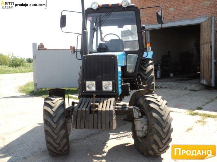 Трактор Беларус МТЗ 1025.2 Купить новый