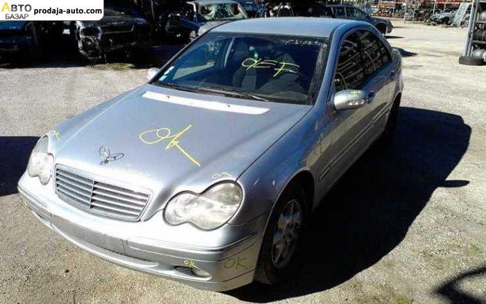 автобазар украины - Продажа 2003 г.в.  Mercedes 200 С-203