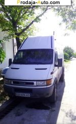 2004 Iveco Daily 65c15  автобазар