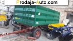 Трактор МТЗ 2ПТС 4 б/у прицеп тракторный с