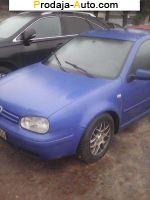 автобазар украины - Продажа 1999 г.в.  Volkswagen Golf IV