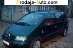 2001 Seat Alhambra   автобазар