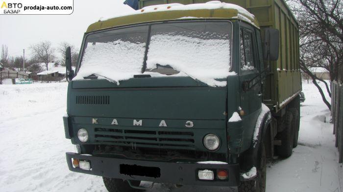 автобазар украины - Продажа 1992 г.в.  КАМАЗ 5320