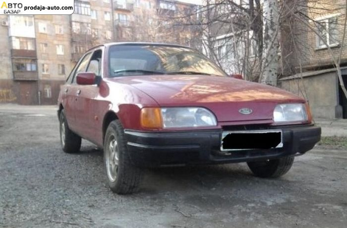 автобазар украины - Продажа 1988 г.в.  Ford Sierra