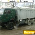 КАМАЗ 53212 ЯМЗ 238 зерновоз С прицепом