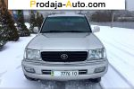 2001 Toyota Land Cruiser 100  автобазар