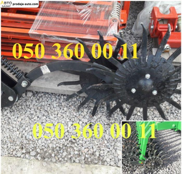 автобазар украины - Продажа 2018 г.в.    Борона мотыга БМР, 6 метров