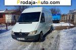 автобазар украины - Продажа 2002 г.в.  Mercedes Sprinter 313 cdi