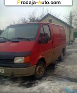 1986 Ford Transit   автобазар
