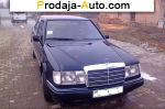 1989 Mercedes HSE w-124  автобазар