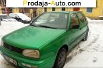 1997 Volkswagen Golf   автобазар