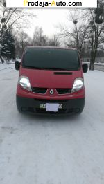 2008 Renault Trafic ГРУЗПАС  автобазар