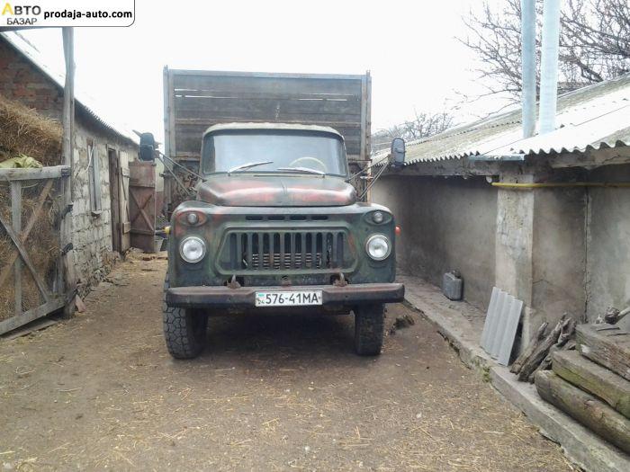 автобазар украины - Продажа 1983 г.в.  Газ 53