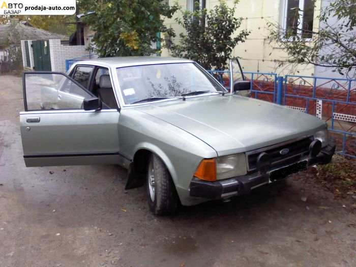 автобазар украины - Продажа 1983 г.в.  Ford Granada