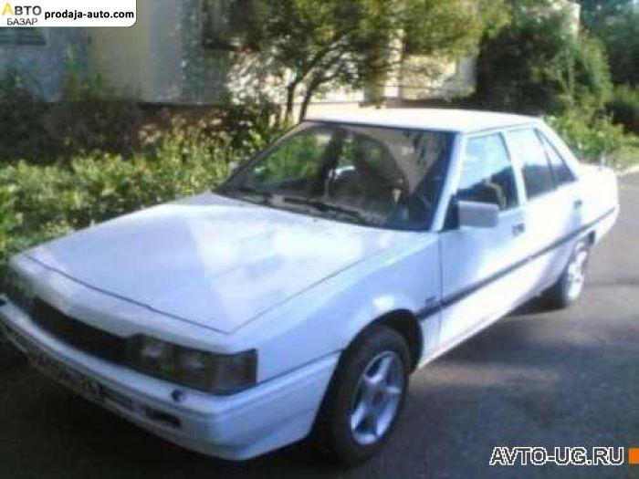 автобазар украины - Обмен 1980 г.в.  Mitsubishi Galant