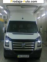 Volkswagen Crafter extra long hoh