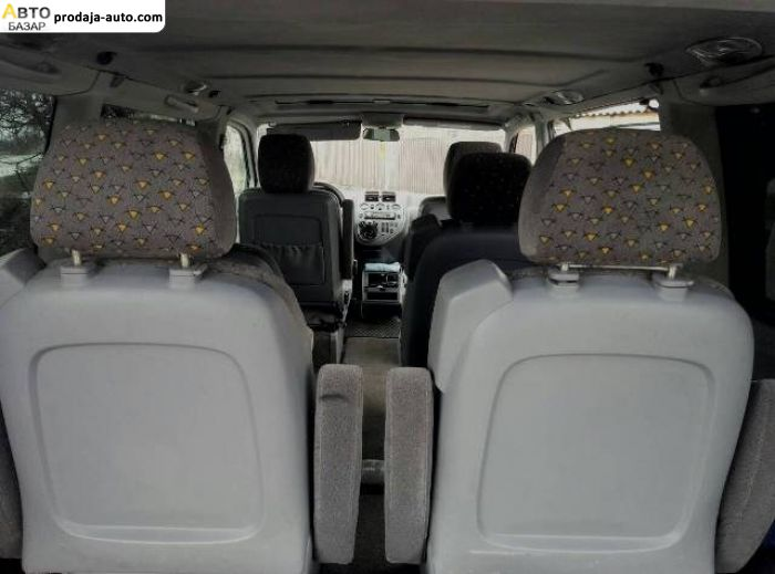 автобазар украины - Продажа 2003 г.в.  Mercedes Vito 638 пассажир