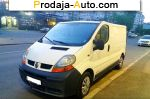 2002 Renault Trafic 100  автобазар