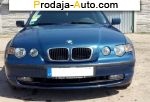 2001 BMW 3 Series E46 316  автобазар