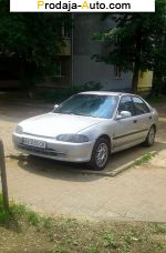 1995 Honda Civic   автобазар