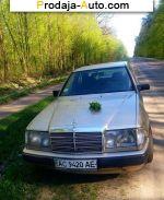 автобазар украины - Продажа 1987 г.в.  Mercedes HSE W124