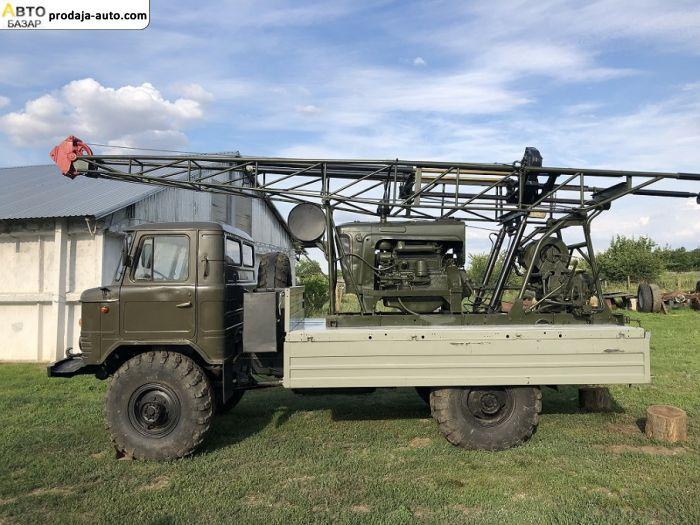 автобазар украины - Продажа 1992 г.в.  Газ 66 Буровая установка УГБ 50
