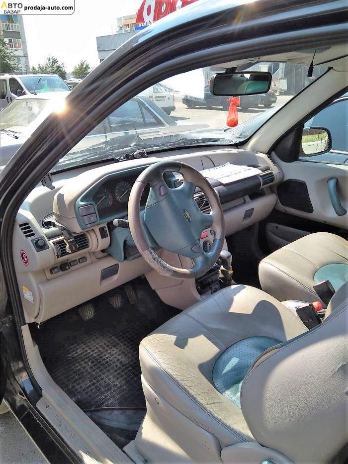 автобазар украины - Продажа 2000 г.в.  Land Rover Freelander 1,8