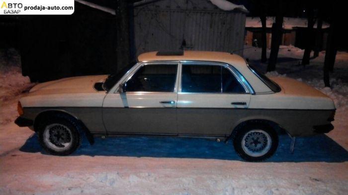 автобазар украины - Продажа 1986 г.в.  Mercedes HSE 123