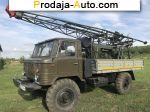 Газ 66 Буровая установка УГБ 50