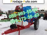 Трактор МТЗ Прицепной опрыскиватель гидрав