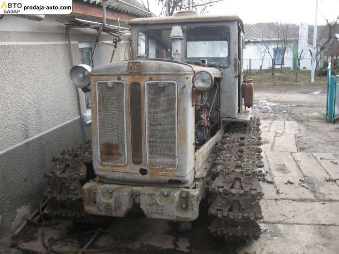 Трактор МТЗ-80 - Главная
